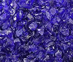 Fire Pit Glass Rocks by Amazon Com Fire Pit Glass Rocks 3 8 1 2