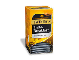 twinings breakfast decaffeinated envelope tea bags 4 x 20