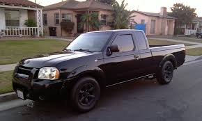 nissan pickup custom 2002 nissan frontier specs and photos strongauto