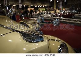 packard ornament goddess of speed stock photo royalty free