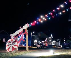 grinch christmas lights whoville light cannon local billingsgazette