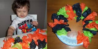halloween tissue paper crafts u2013 festival collections