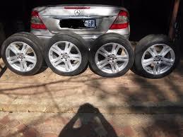 mercedes 17 inch rims mercedes 17 inch low profile rims wheels eastern pretoria