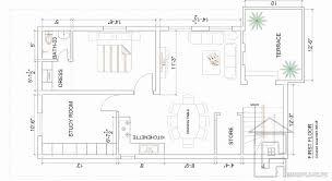 7 marla house map gharplans pk
