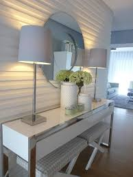 White Hallway Console Table Best 25 White Console Table Ideas On Pinterest Hallway Console