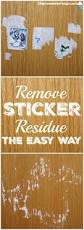 Remove Wall Stickers The 25 Best Remove Stickers Ideas On Pinterest Remove Sticky