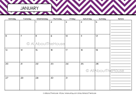 printable planner january 2015 best photos of free printable 2016 monthly calendar free printable