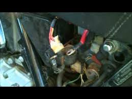1998 honda accord starter solenoid replacing a honda solenoid