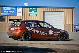 How To Build A Car Garage by How To Build A Time Attack Civic Speedhunters
