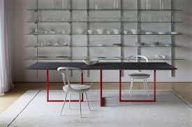 esstisch design esstisch modern design gazelle park associated rote beine stuhl