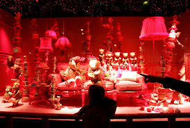 Christmas Window Decorations New York City by Christmas Pictures History Of Christmas History Com