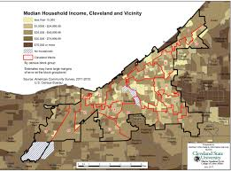 Cleveland State University Map by In Cleveland U0027s Ward 14 A Tale Of Two Neighborhoods Ideastream