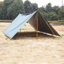 Tarp Canopy Kits by Waterproof Camping Tent Tarp Awning Canopy Bivvy Sun Shade Rain