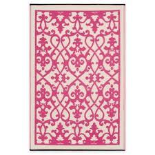 Pink Indoor Outdoor Rug Buy Pink Outdoor Rugs From Bed Bath Beyond