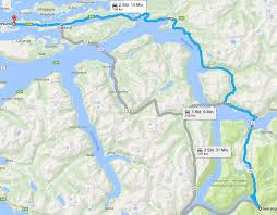 Std Map Unser Tripp Nach Norwegen 4 Alesund Eidfjord Thorsten Hillmann