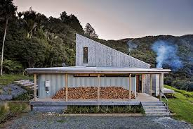 country house ltd architectural builds back country house in new zealand