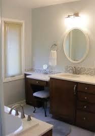 vanity ideas for bathrooms built in makeup vanity ideas built in vanity chestnut hill home i