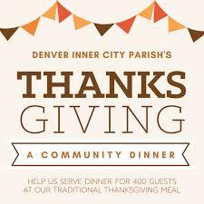 thanksgiving at denver inner city parish st andrew united