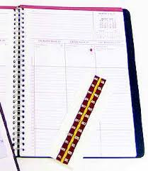 Liturgical Desk Calendar Appointment Planners