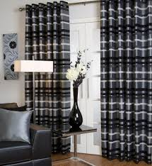 graphite vanity eyelet curtains free uk delivery terrys fabrics