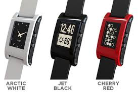 black friday pebble watch the pebble smartwatch a record breaking kickstarter success story