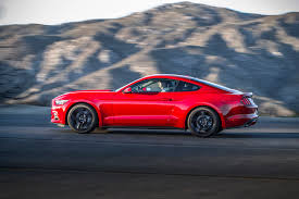 review of 2015 ford mustang 2015 ford mustang ecoboost review