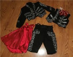 Bull Halloween Costume Spanish Matador Bull Fighter Halloween Costume Boys Toddler Small