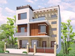 interior decoration of home house designs in chandigarh 3d floor plan rendering house plan