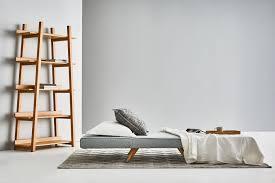 Single Sofa Bed Wooden Hana Armchair Sofa Bed Loungelovers