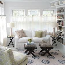 White Cafe Curtains White Cafe Curtains For Living Room For The Home Pinterest