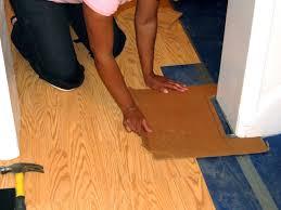 Locking Laminate Flooring Laying Click And Lock Laminate Flooring