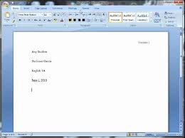 tutorial youtube word mla format youtube ideas collection how to put microsoft word 2007