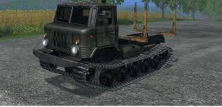 gaz 66 gaz 66 shishiga truck v1 0 farming simulator 2015 15 mod