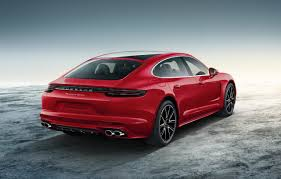 matchbox porsche panamera porsche reveals panamera executive with exclusive carmine red