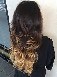 hair styles brown on botton and blond on top pictures of it 21 stunning summer hair color ideas page 2 of 2 stayglam
