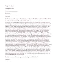 resignation letter sample template sample letter of resignation from board nonprofit cover letter board resignation letter example non profit ceo
