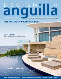 design anguilla issue 03 the modern design issue by do media ltd