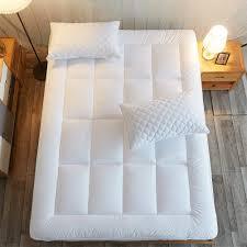 full size mattress pad soft plush fitted pillow top bed best cooling mattress pad best mattress reviews