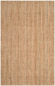 4x6 Jute Rug Rug Nf447a Natural Fiber Area Rugs By Safavieh