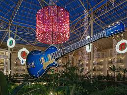 Christmas Lights Decoration Peanut Gang Inside Christmas Is Already Coming To Gaylord Opryland Southern Living