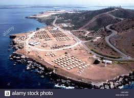 Guantanamo Bay Map Aerial View Of The U S Naval Station Guantanamo Bay Cuba Jul 1