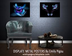 Posters Home Decor Metal Displates By Emily Pigou Metal Posters Displate