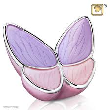 butterfly urn wings of lavender cremation brass metal urns get urns