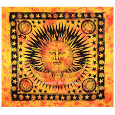 Sun And Moon Bedding Sun Bedding October 2017