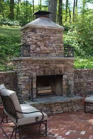 outside stone fireplace gen4congress com