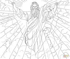 creation coloring pages 7 days of creation coloring pages 15333