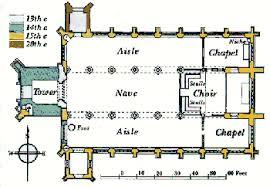 All Saints Church Floor Plans by All Saints Church Gresford Wales