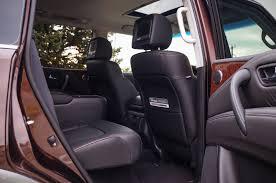 nissan armada 2017 seat covers review 2017 nissan armada platinum canadian auto review