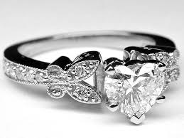 butterfly wedding rings images Butterfly wedding rings butterfly engagement rings from mdc jpg