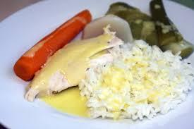 recette riz cuisiné recette poule au pot en sauce blanche et riz cuisinez poule au